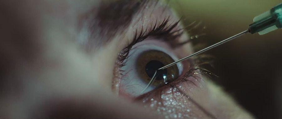 Krucyfiks – film o niczym dlanikogo