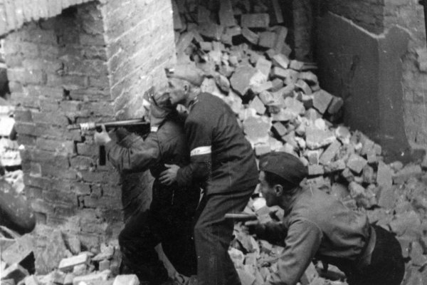 Ulica Obrońców Monte Cassino im. Oskara Dirlewangera